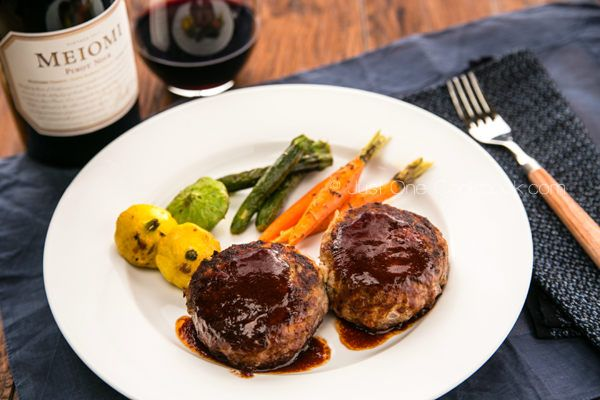 Hamburger Steak (Hambagu) | Recipe