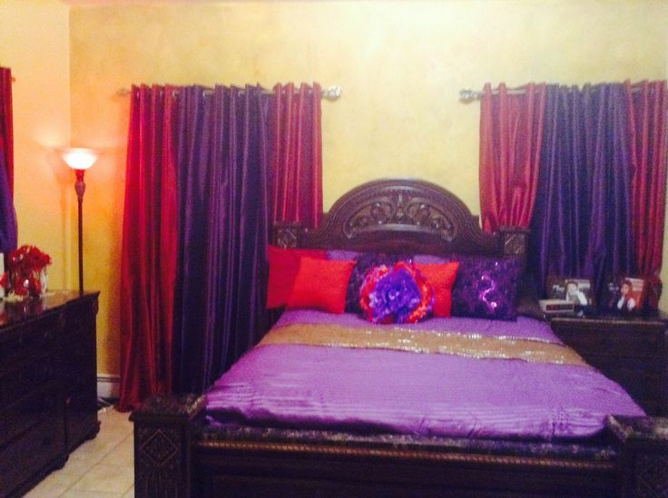 purple and red bedroom for the home pinterest red purple and pink bedroom flickr photo sharing