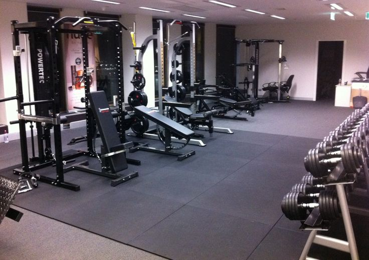 Complete home gym ultimate pinterest