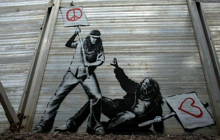 Love vs. Peace