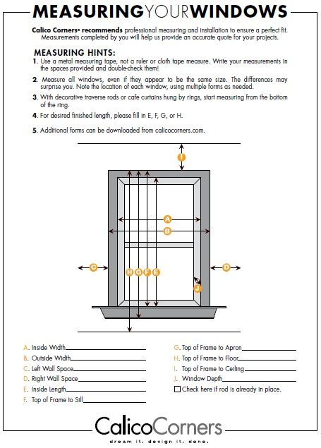 Measuring Your Windows Worksheet Charts And Measures