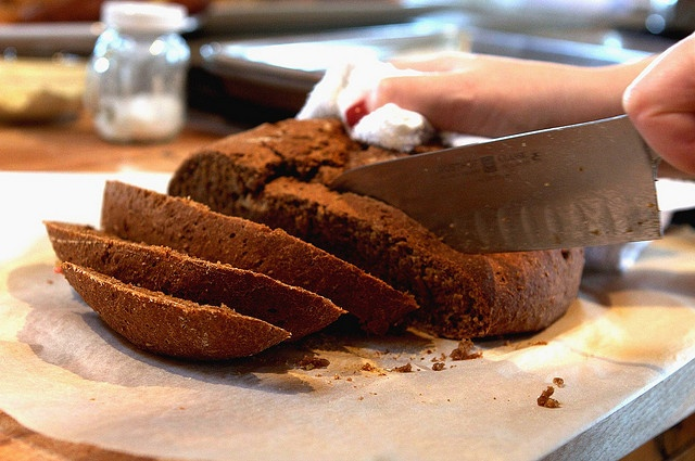 Black Bread | Breads | Pinterest