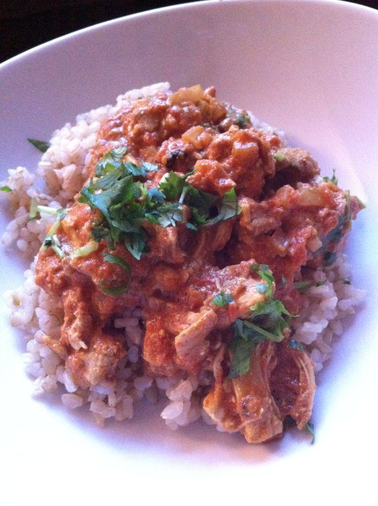 Skinny Chicken Tikka Masala | Recipes | Pinterest
