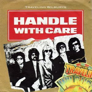 traveling wilburys handle with care music video dqhhsqb