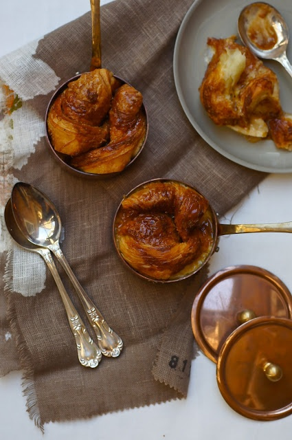 Caramel Croissant Bread Pudding | ! Join me in the kitchen ! | Pinter ...