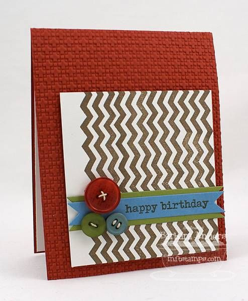 masculine handmade valentine cards