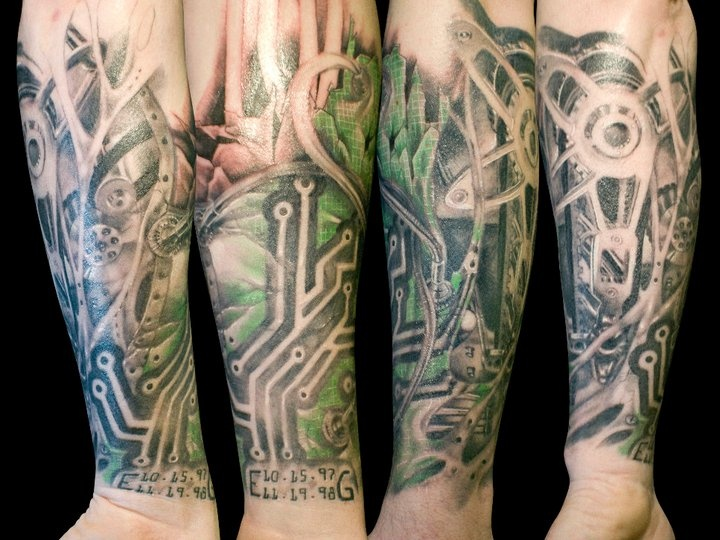 circuit board sleeve tattoo circuit board sleeve circuit wiring diagram and