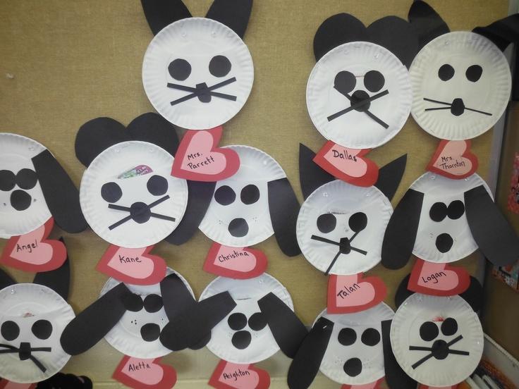 valentine mice activities