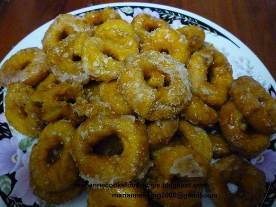 Sweet Potato Doughnut | Favorite Recipes | Pinterest