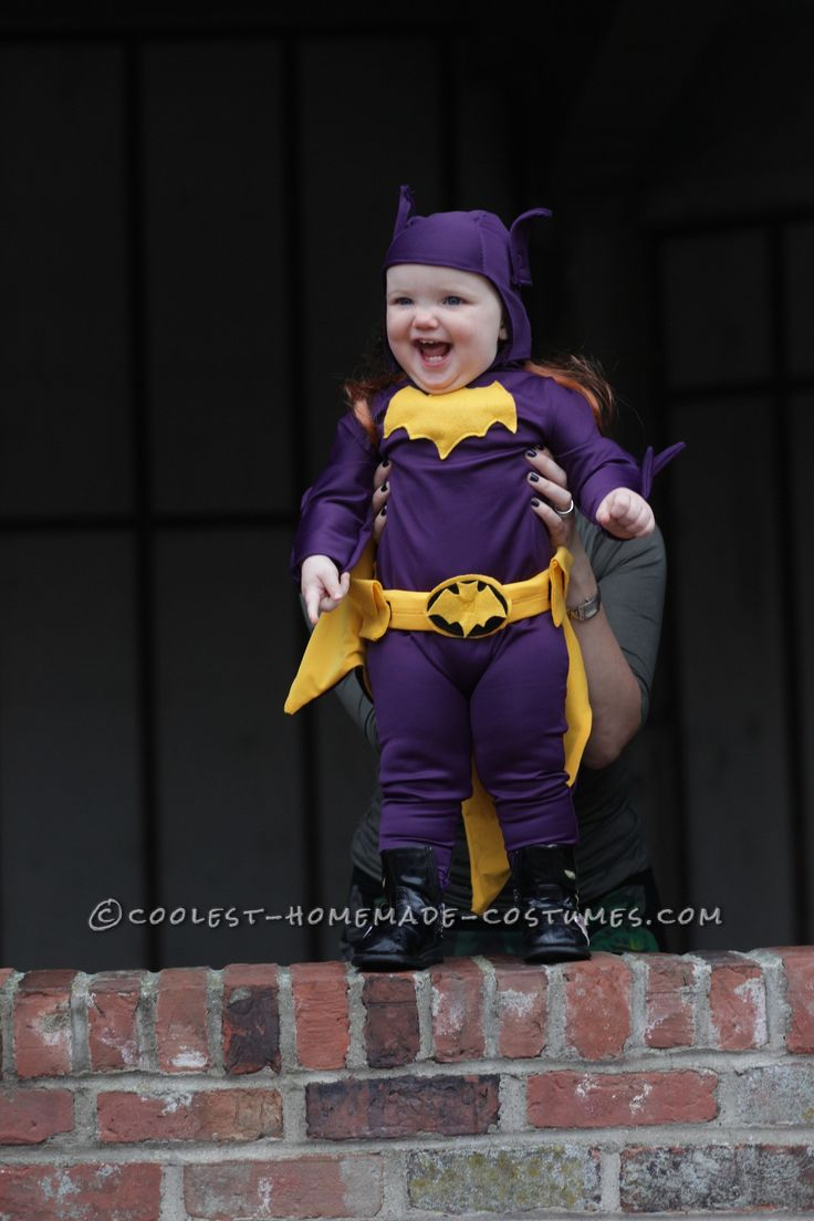 how to make a homemade batgirl costume