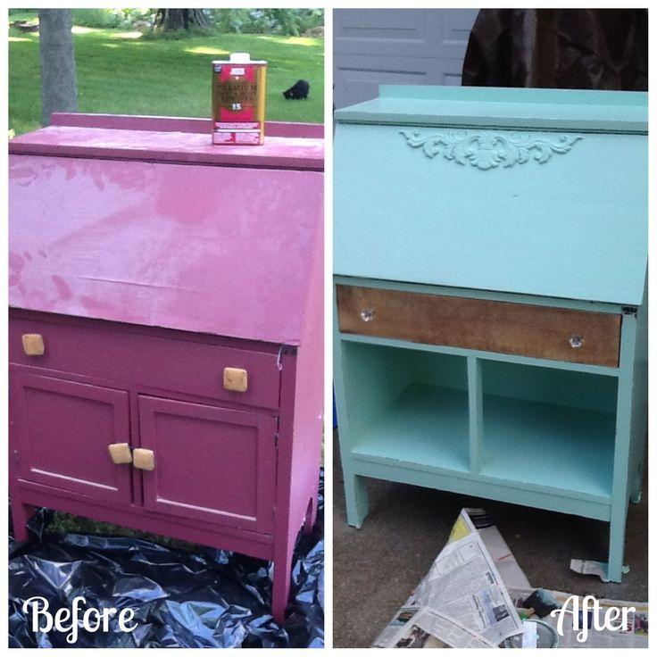 refinishing furniture diy paint stipper