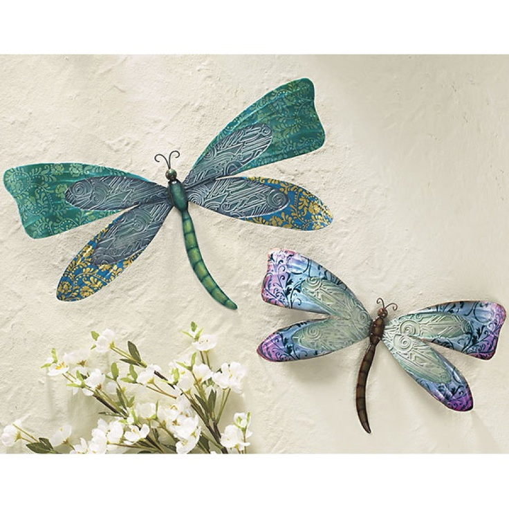 small dragonfly wall art home decor pinterest