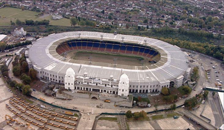 old wembley stadium by - photo #1