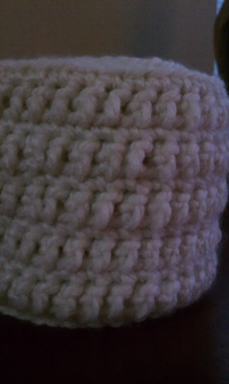Scarf using Charisma Yarn in Off White My Crochet Projects Pinter ...
