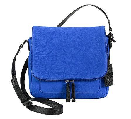Cobalt blue cole haan sharapova cross body bag purse fall mn minnesota ...