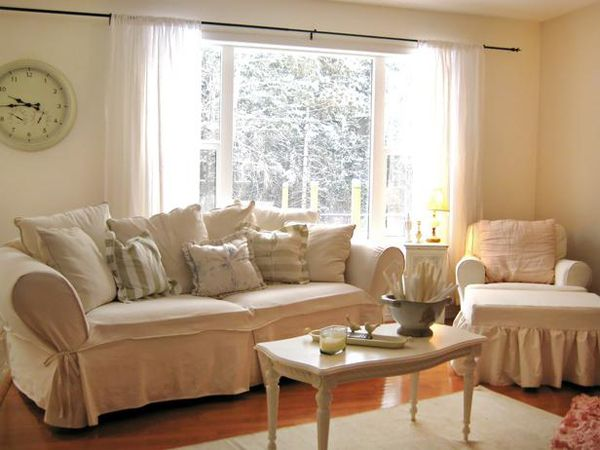 Shabby chic living room furniture 2 cottages pinterest - Shabby chic living room chairs ...