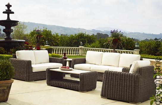 Brown Jordan Outdoor Furniture Home Decorations