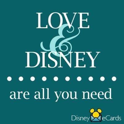 Disney & Love