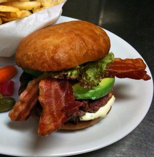 Avocado Bacon Cheddar | Dinner | Pinterest