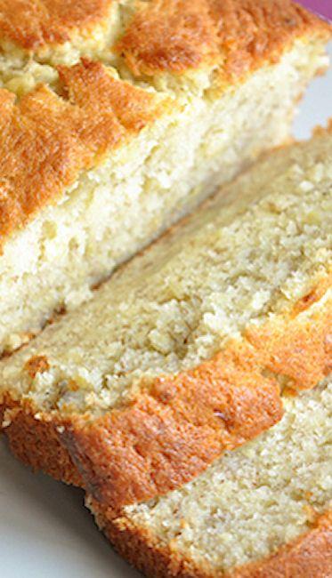 Buttermilk Banana Bread | Recipe