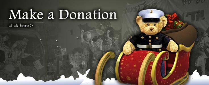 Marine Toys 4 Tots Foundation : Marine toys for tots foundation toyland band gala