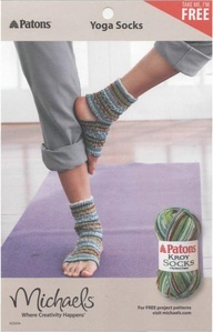 """Knit a Pair of Yoga Socks - Free Knitting Pattern"""" data-componentType"""