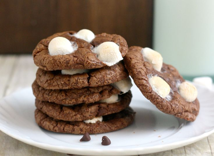 Mississippi Mud Cookies | Cookies | Pinterest
