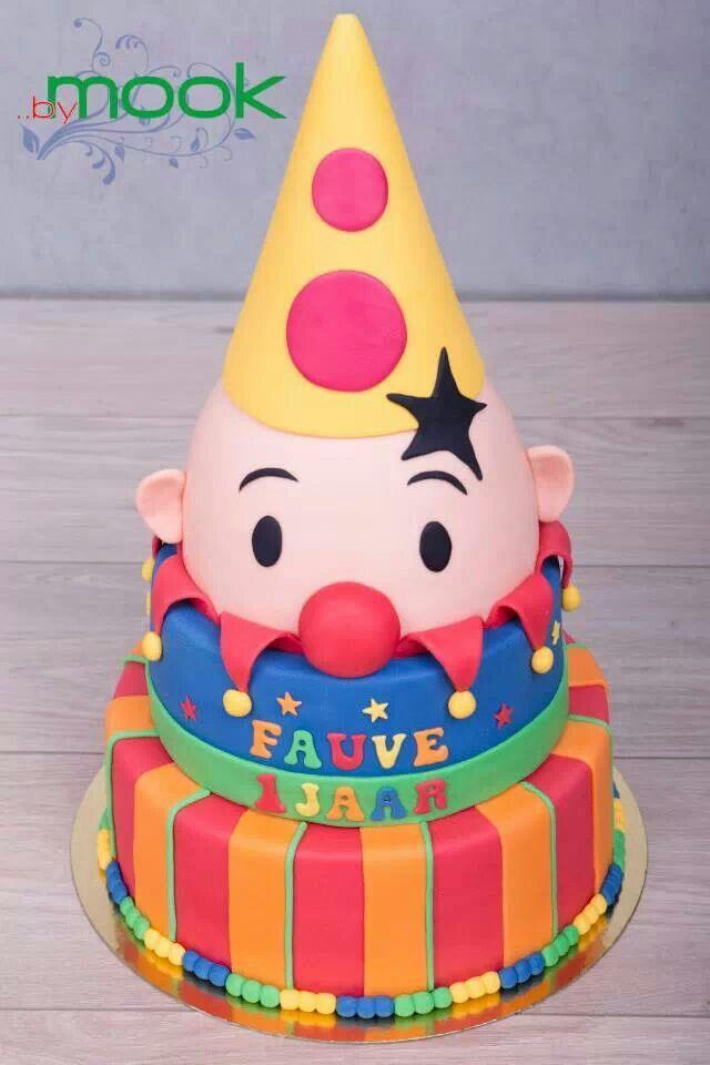 Cake Images For Yogesh : Bumba birthday cake Taart Pinterest