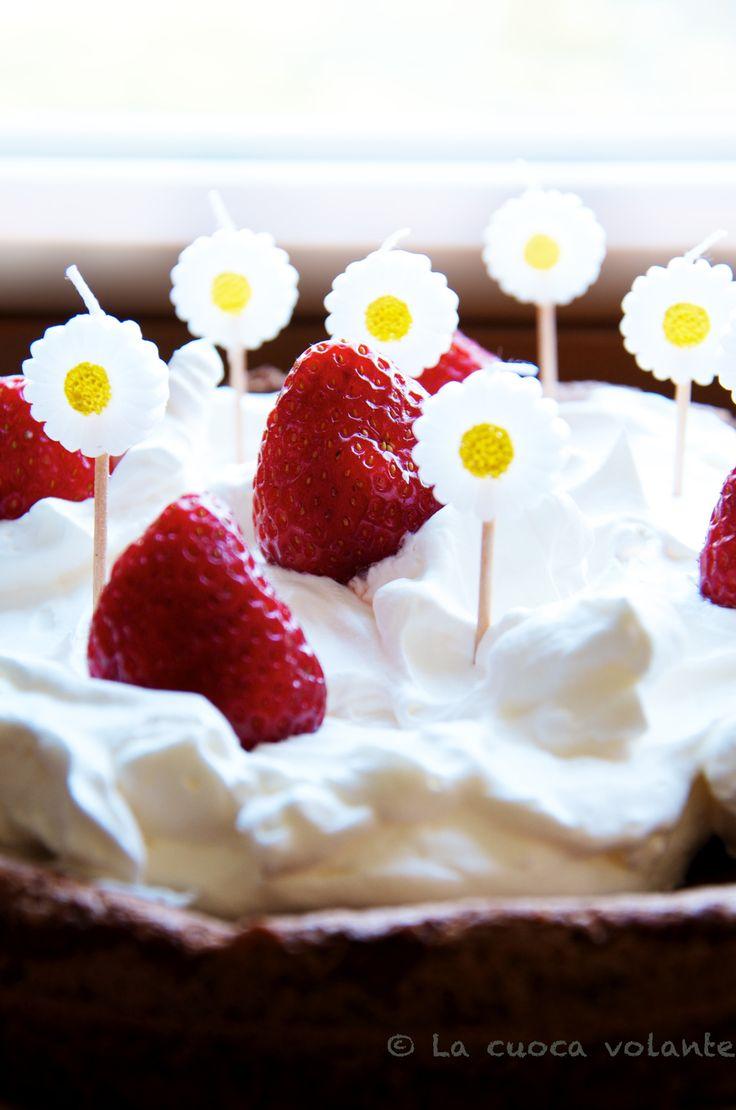 Chocolate Cloud Cake | MY blog | Pinterest