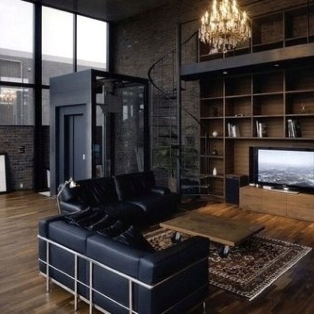 Man Cave Apartment : My future man house bachelor pads caves pinterest