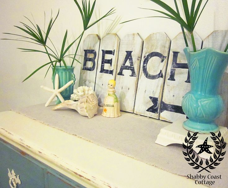 love the beach sign ~~~