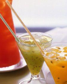 Kiwi Honeydew Limeade | Recipe
