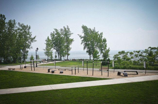 these montreals free outdoor trekfit park gyms