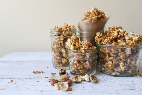 Homemade Cracker Jack. Well we'll have to minus the peanuts but I want ...