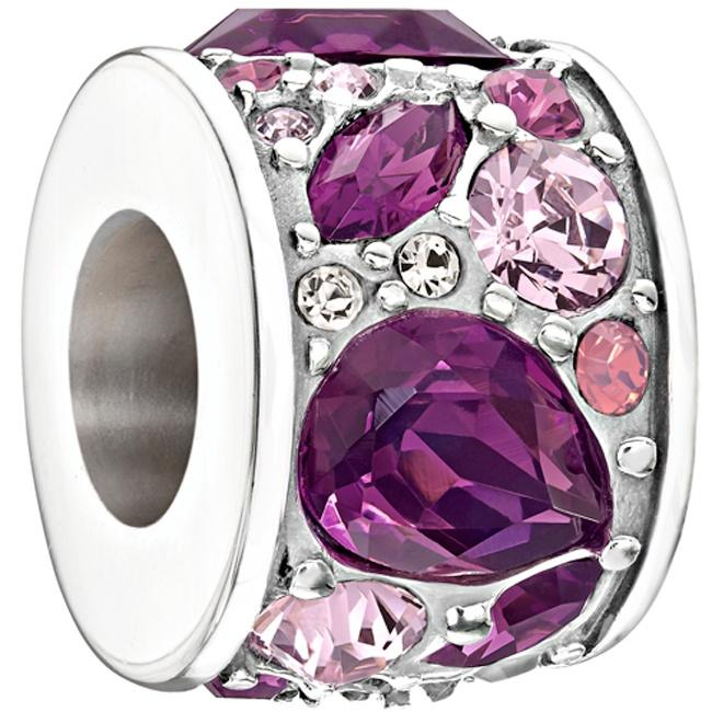 Chamilia Mosaic Purple (pandora style bead)