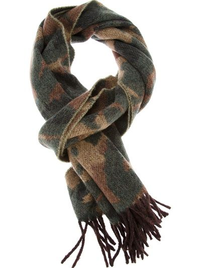 Polo Ralph Lauren Camouflage Scarf