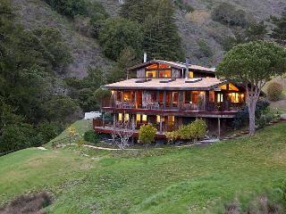 Big Sur Wedding Home Rental