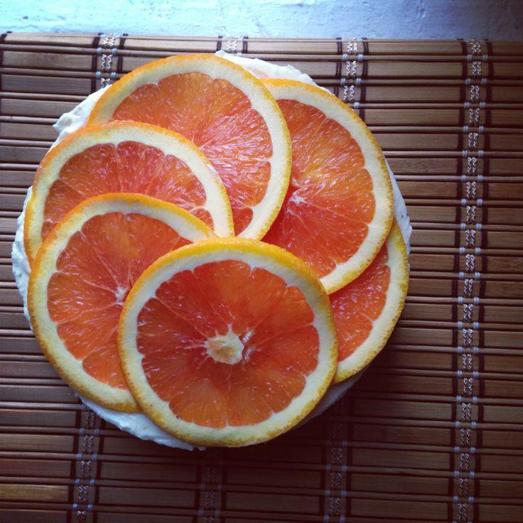 Caramelized Orange Cheesecake Recipe — Dishmaps