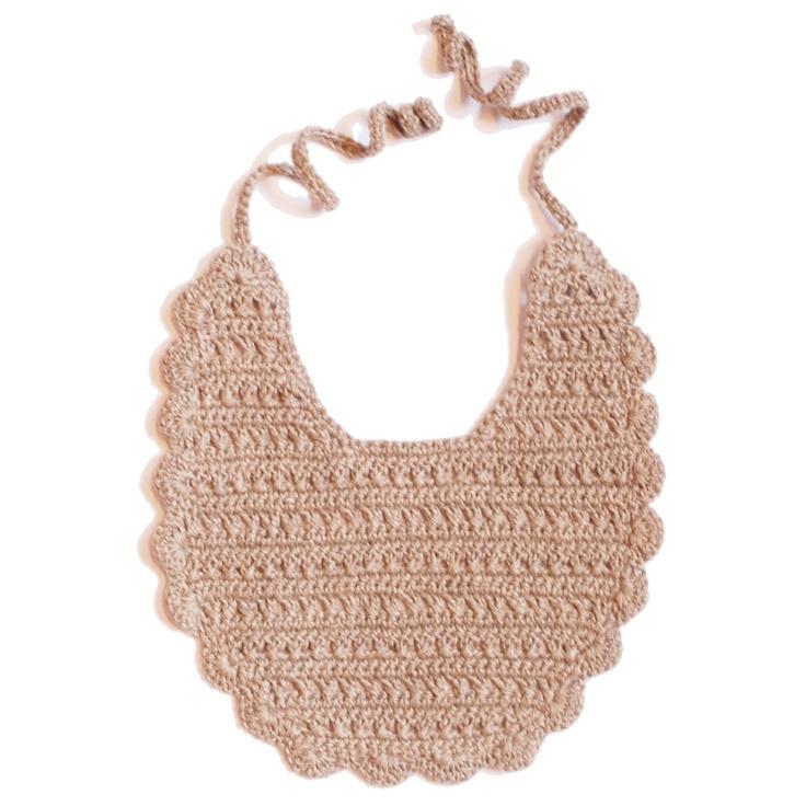 Crochet Patterns Baby Bibs : crochet baby bib. fog linen. Crochet-baby Pinterest