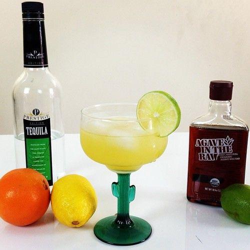Agave Margarita ♥ | ♥ Drinks ♥ | Pinterest