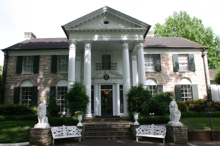 Graceland, Memphis, TN