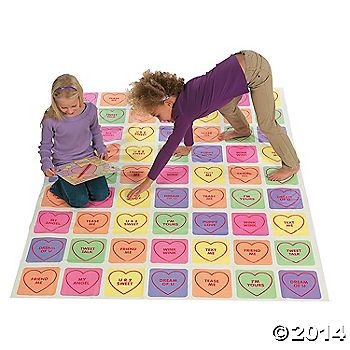valentine board game printable