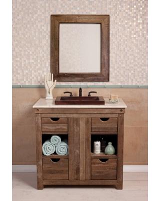 Southwest design bath vanity my style pinterest for Southwest bathroom designs