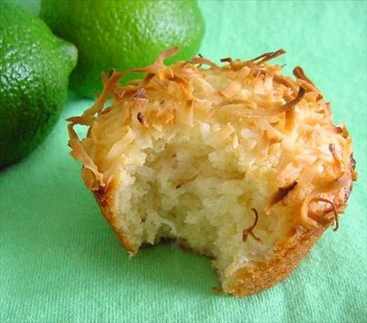 Put the Lime in the Coconut Muffins | Recipe