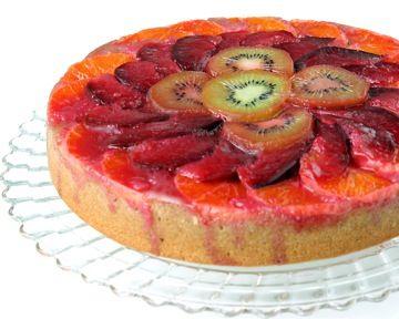 Sangria Upside Down Cake http://moderncomfortfood.com/2010/07/sangria ...