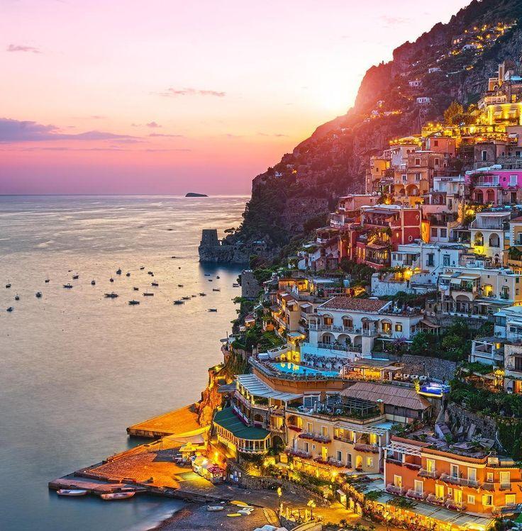 Positano, Amalfi Coast | Italy