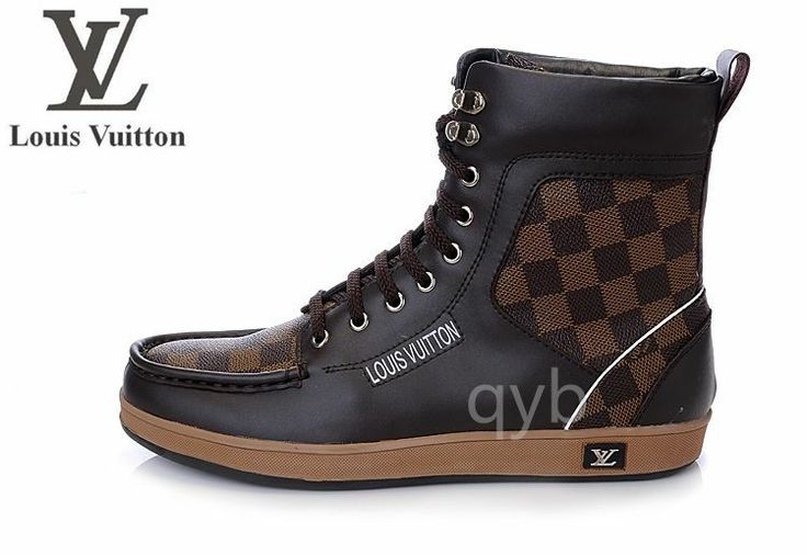 Louis Vuitton Mens High Top Shoes
