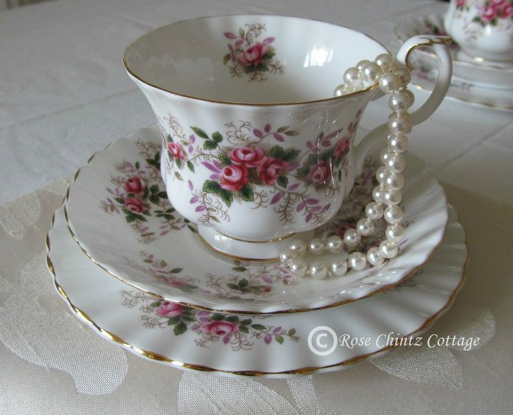 Beautiful Cup And Saucers Tea Coffee Cakes Pinterest