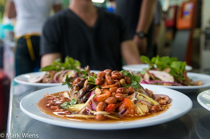 Thai Green Mango Salad | thai food recipes... | Pinterest