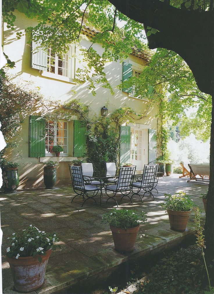 Landscaping Ideas For Shady Side Of House : Shady side of a house garden ideas for le baste